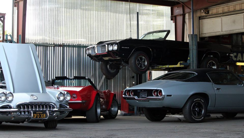 GM Sports Restoration Services | GM Sports