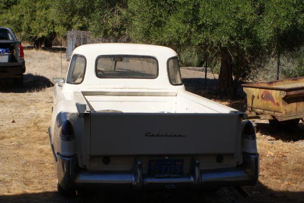 1949 Cadillac Pickup | GM Sports