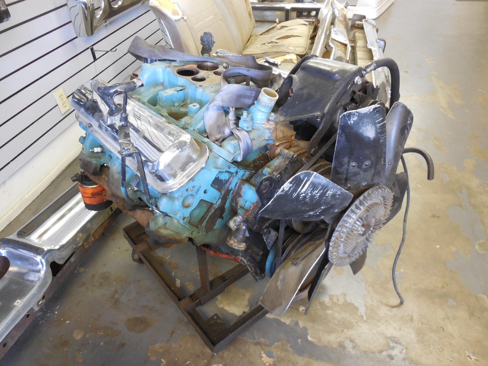 1970 Pontiac 455 HO Engine | GM Sports