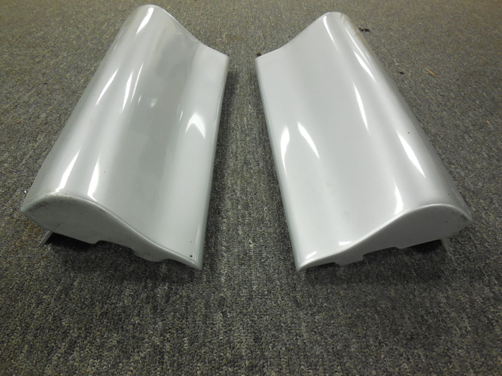 1987-1990 Trans Am Rear Quarter Ground Effects