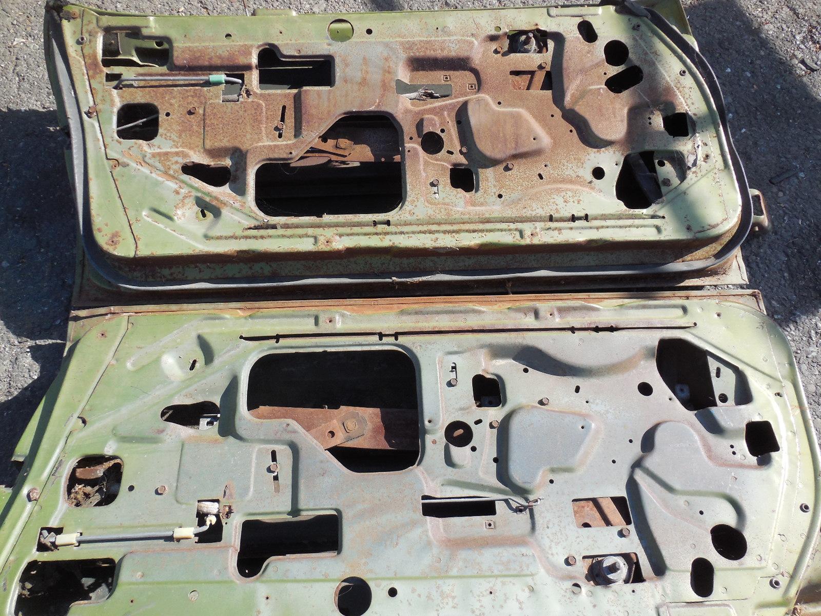 1970 Camaro Doors