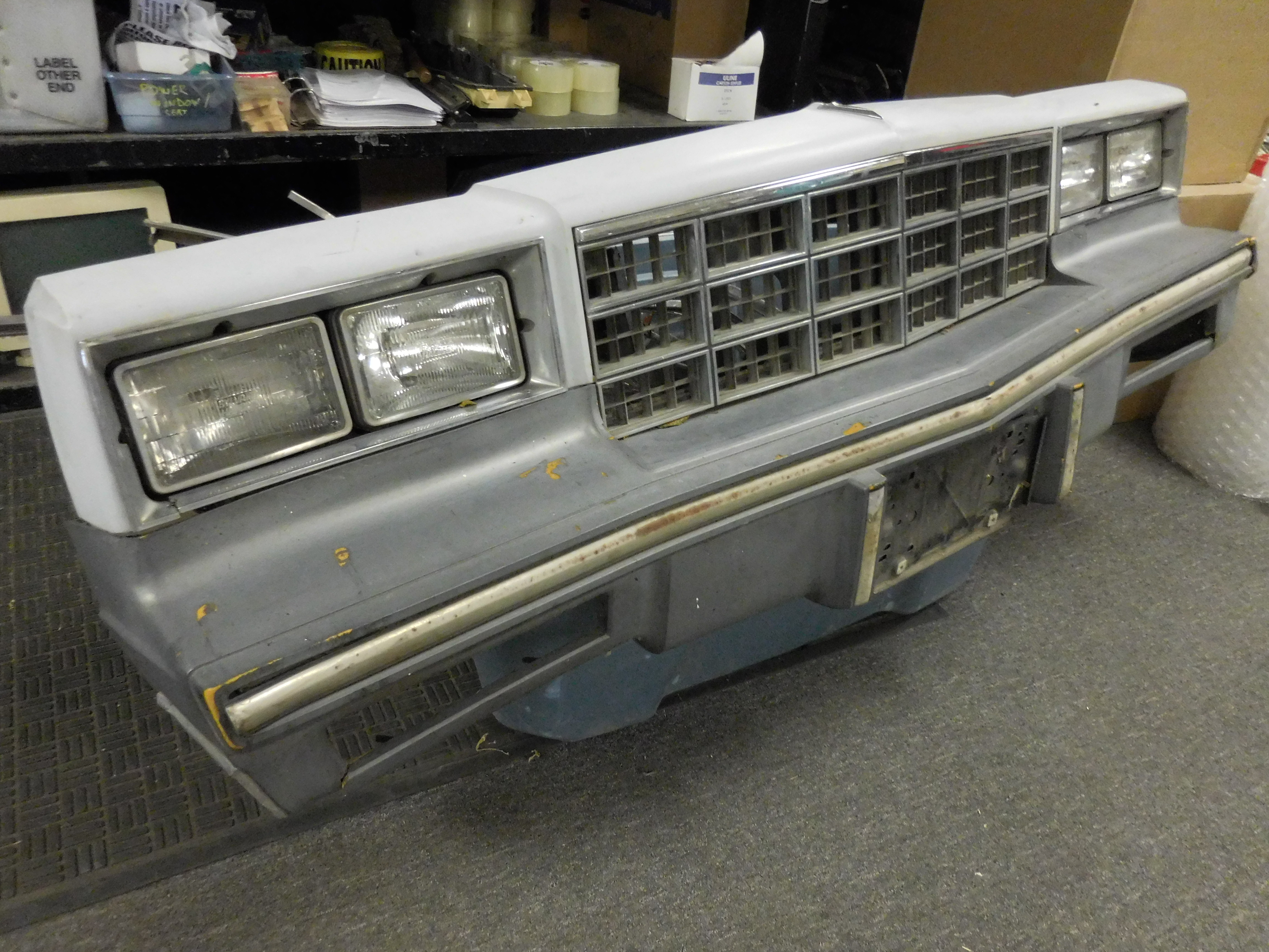 1981,1982,1983,1984,1986,1987,1988,1985, Chevrolet, Monte Carlo, Front, Bumper,