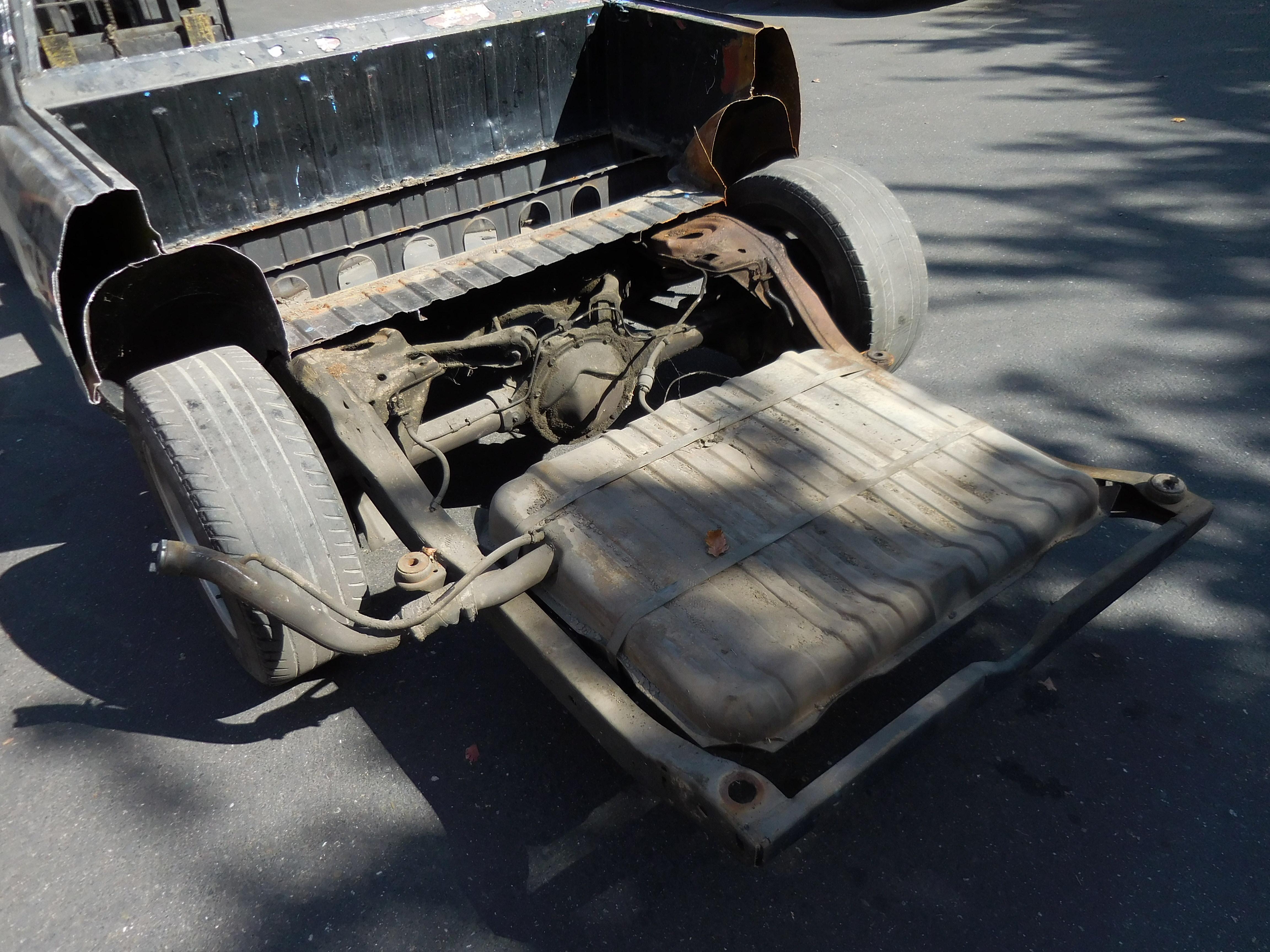 1964-1966 Chevrolet El Camino 1964-1966 Chevelle 4 Door ...