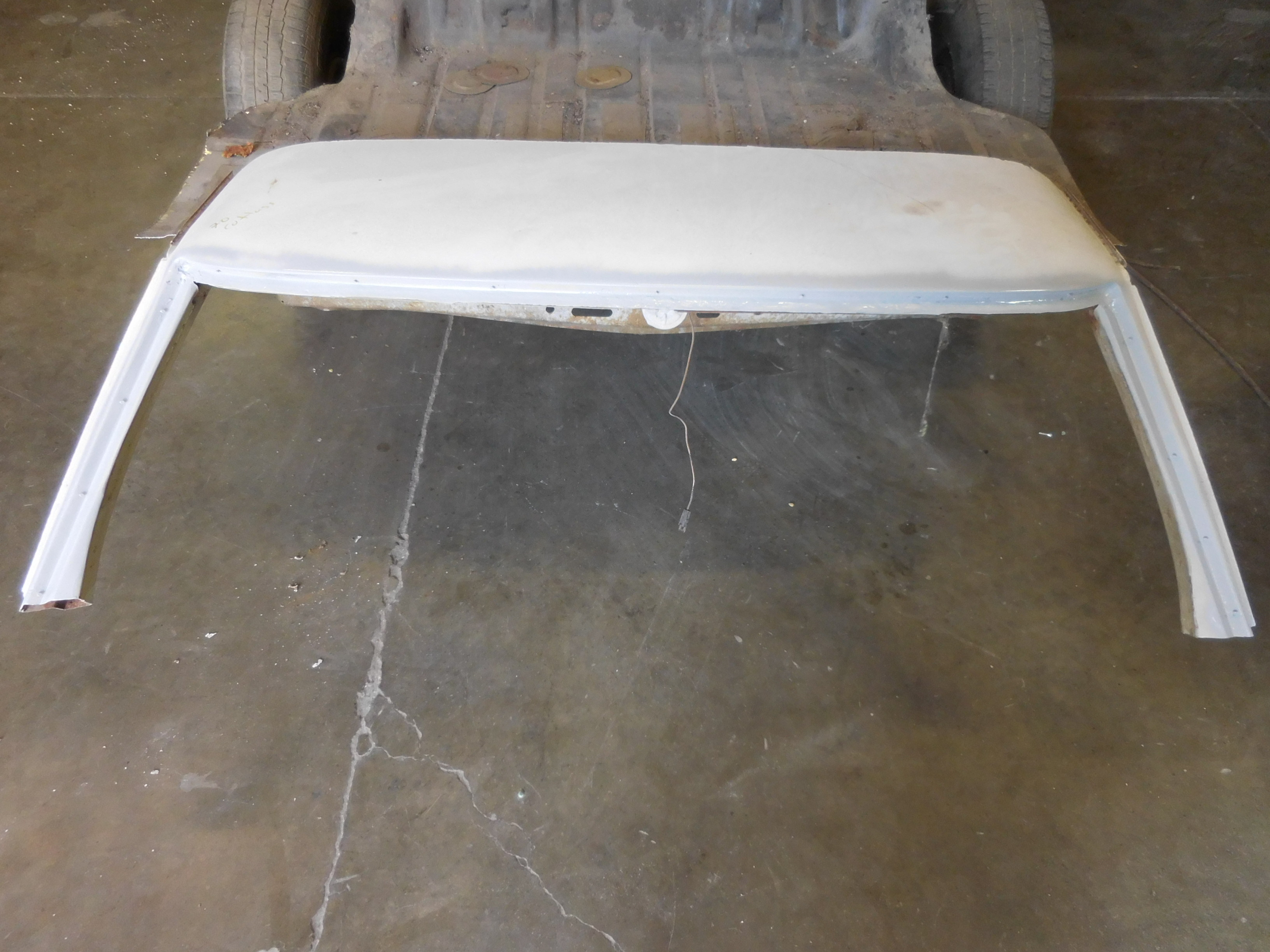 1970-1972 Oldsmobile Cutlass Roof Section
