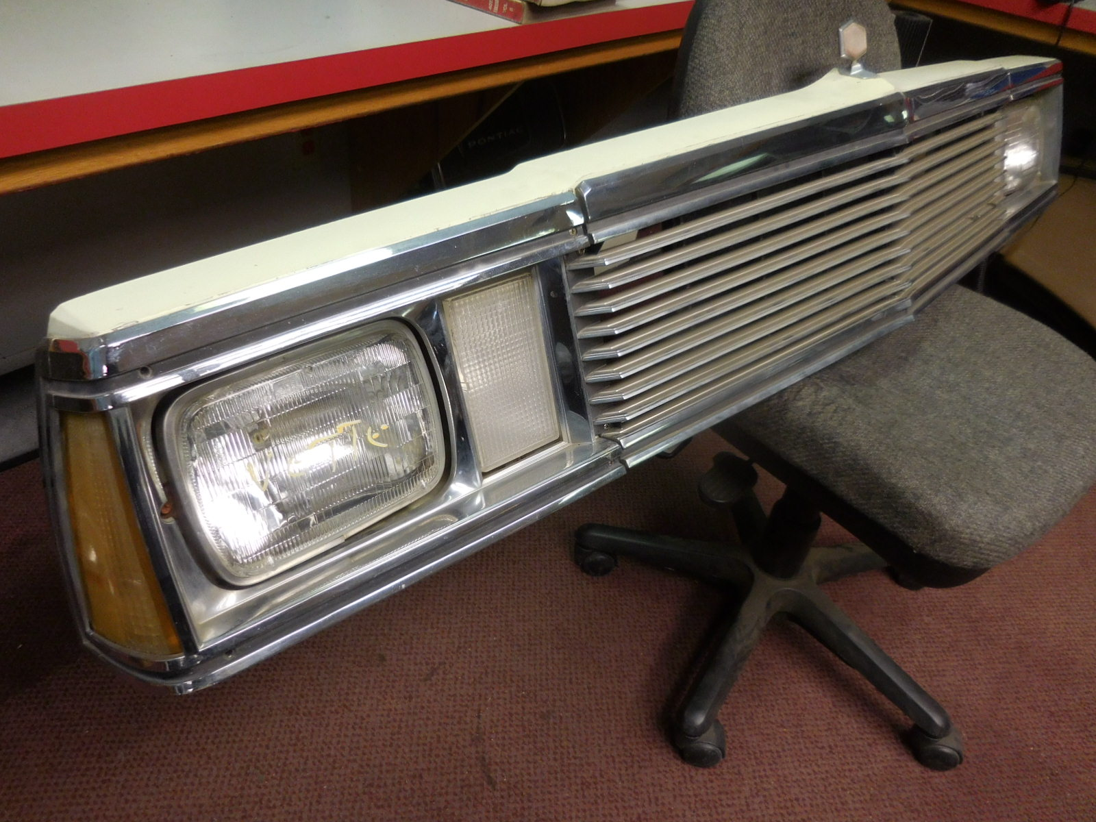 1980-1981 Chevrolet El Camino Header Panel | GM Sports