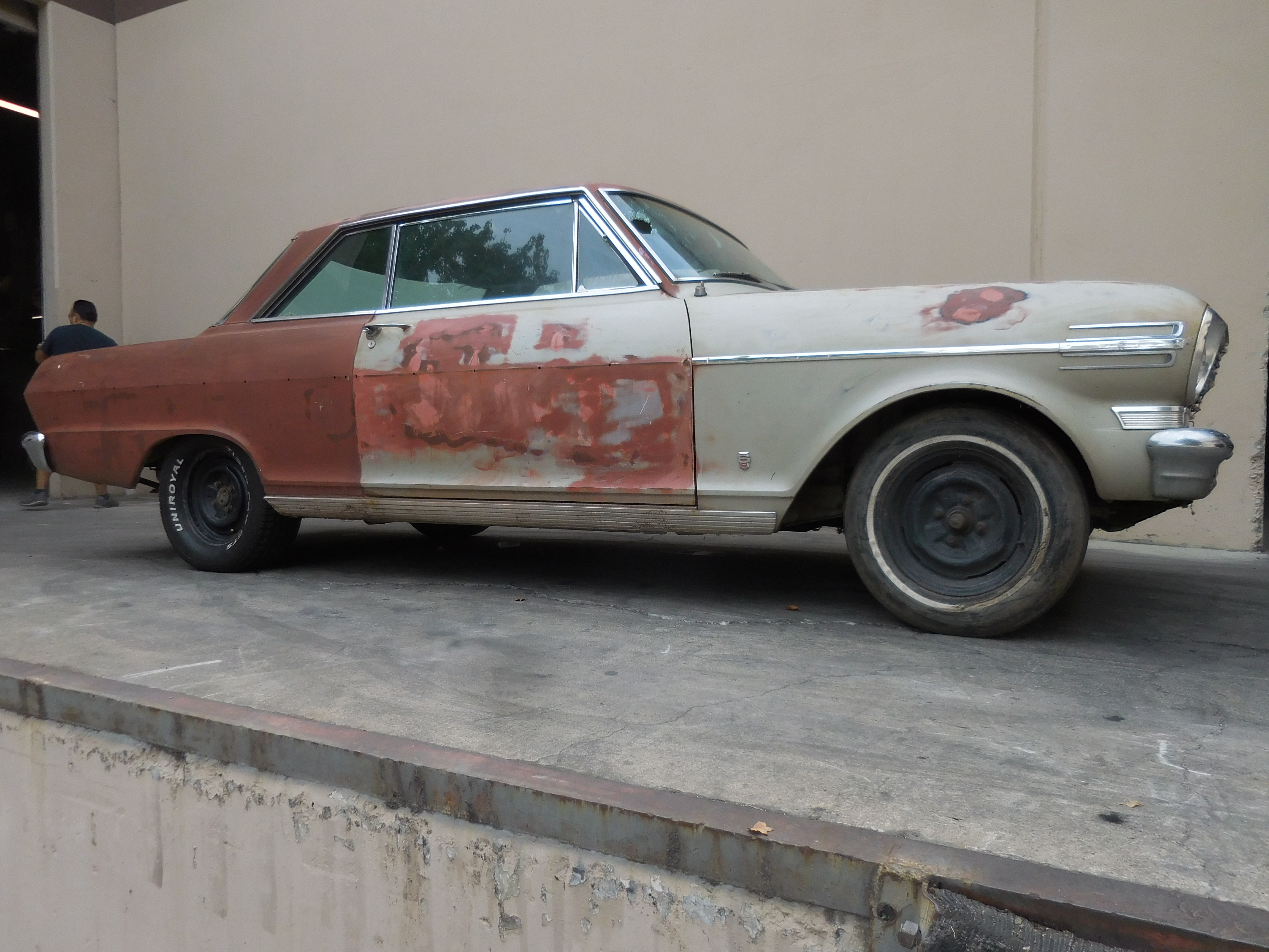 1962, Chevrolet, Nova, L6, AT, Rust, Free, Project, Car For Sale,car,for,sale,