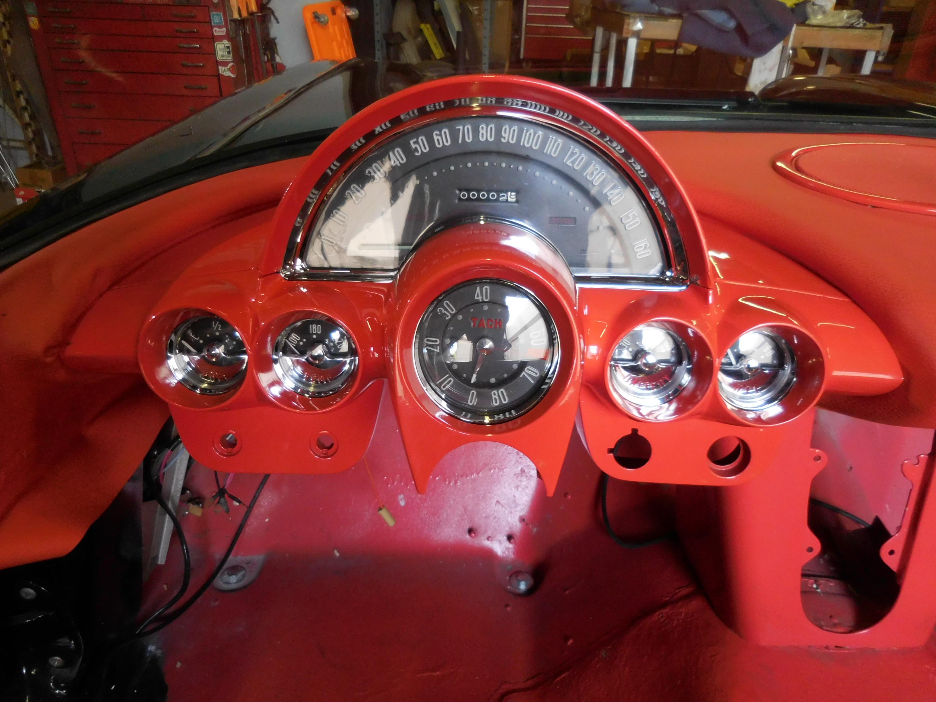 Dscn on 1958 Corvette