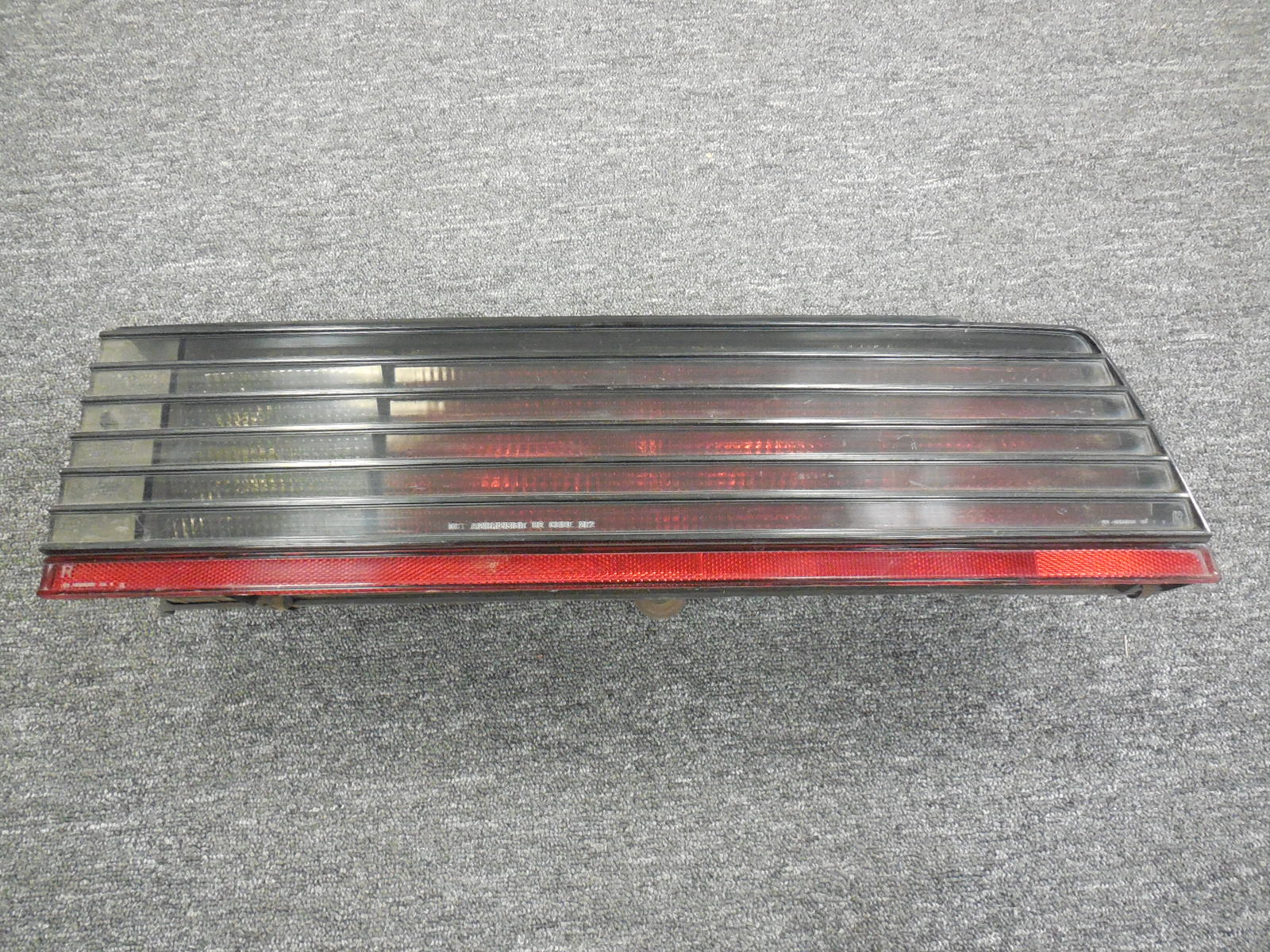 1982 1983 1984 Firebird Trans Am Tail Light