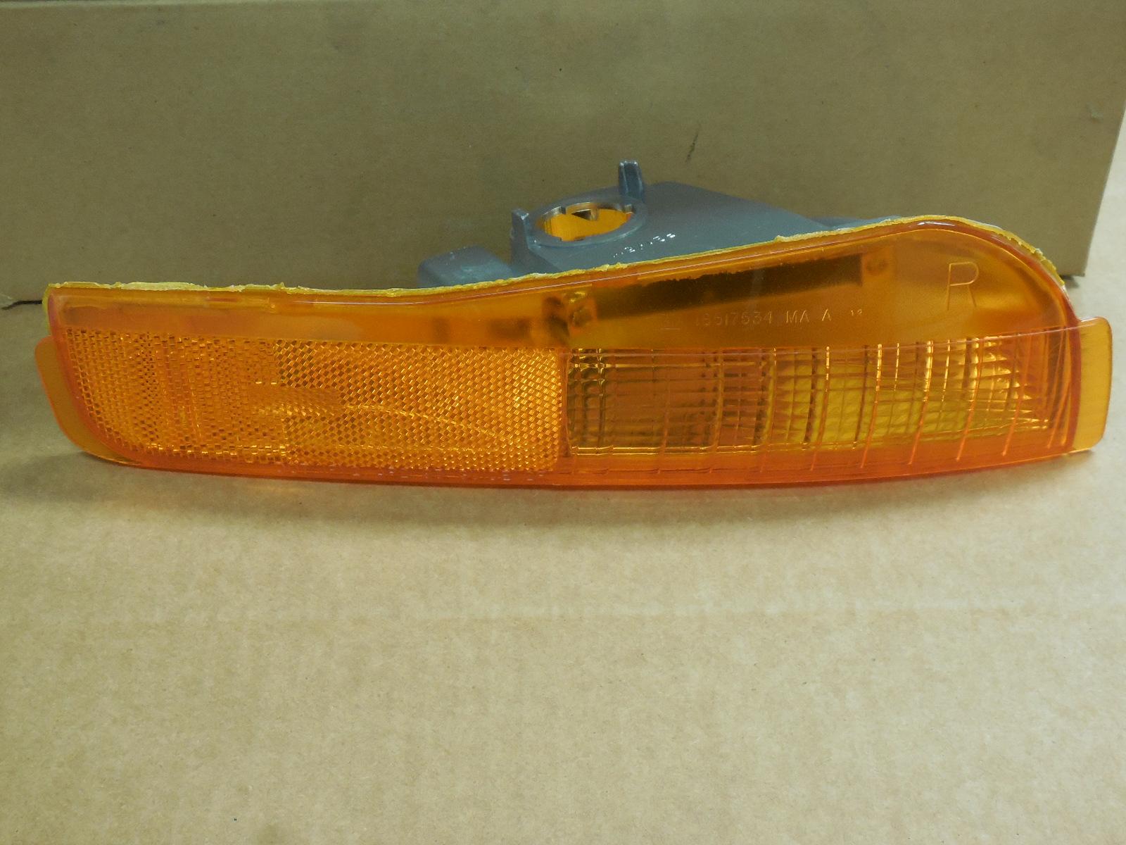 1993-1997 Pontiac Trans Am Firebird Right Park Lamp GM# 5978406
