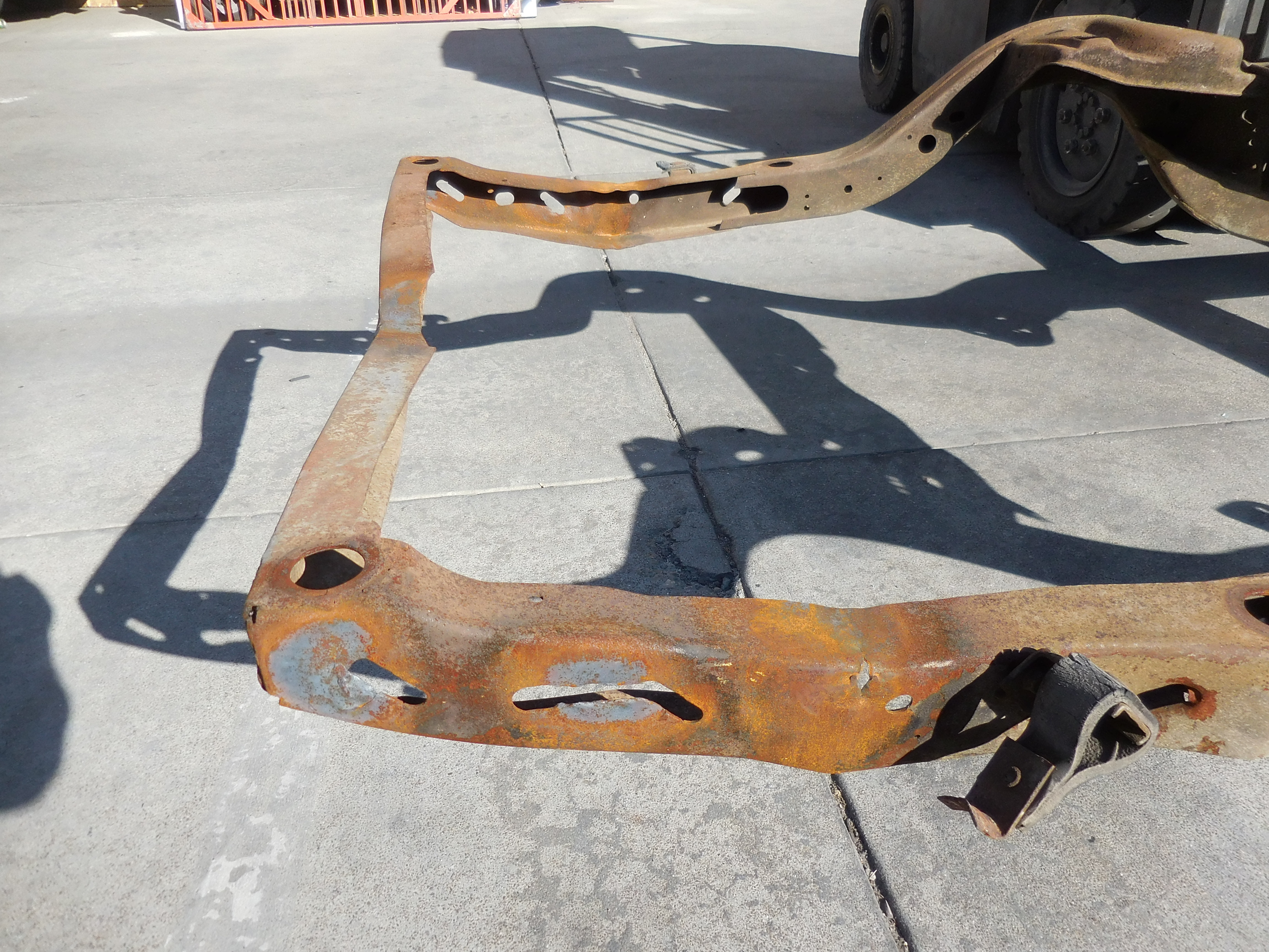 1968-1972 GM A-Body Convertible Chassis Frame | GM Sports