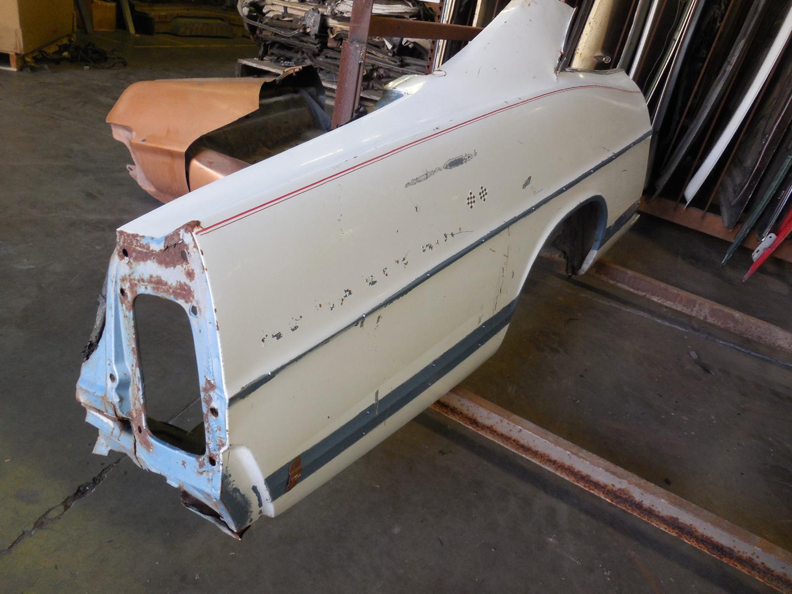 1967 Ford Galaxie Quarter Panel