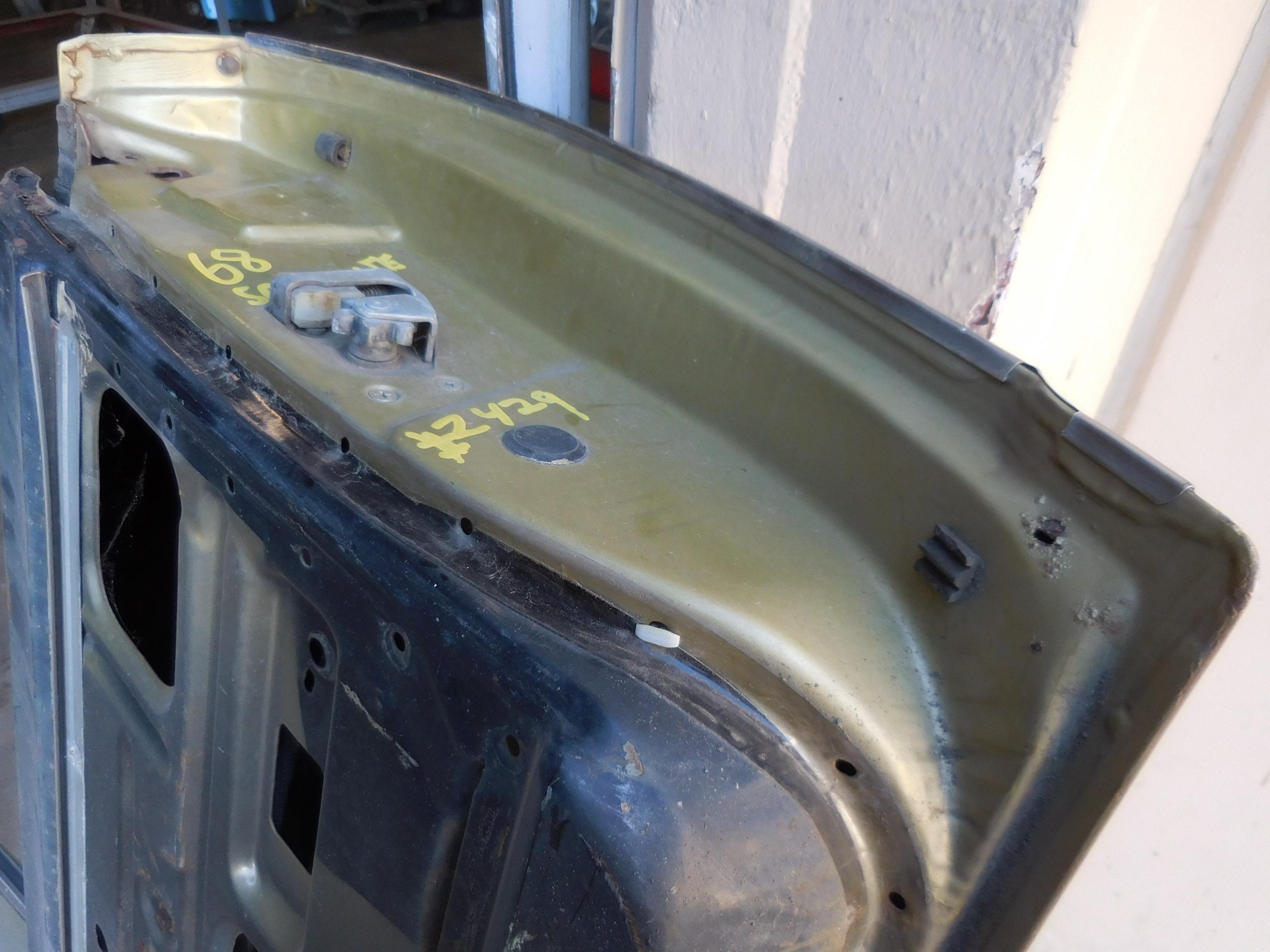 1968 Dodge Coronet 1968 Plymouth Satellite Right Door