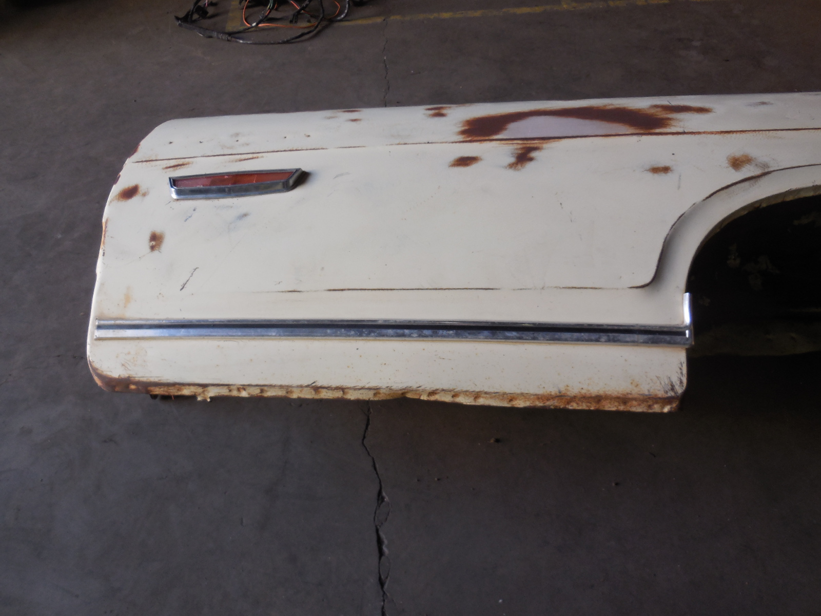 1968 1969 Ford Ranchero Quarter Panel