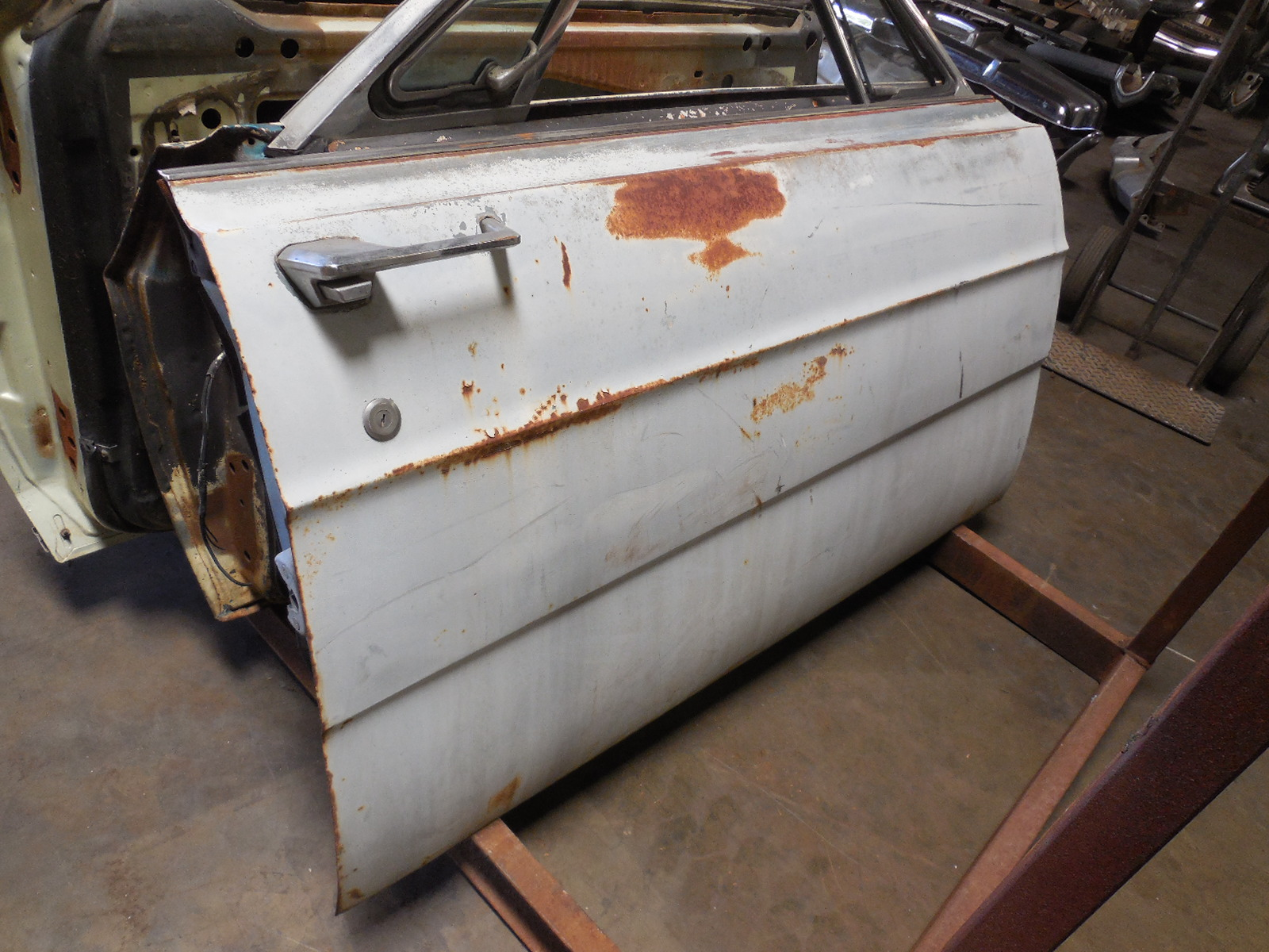 1965 Ford Galaxie Door