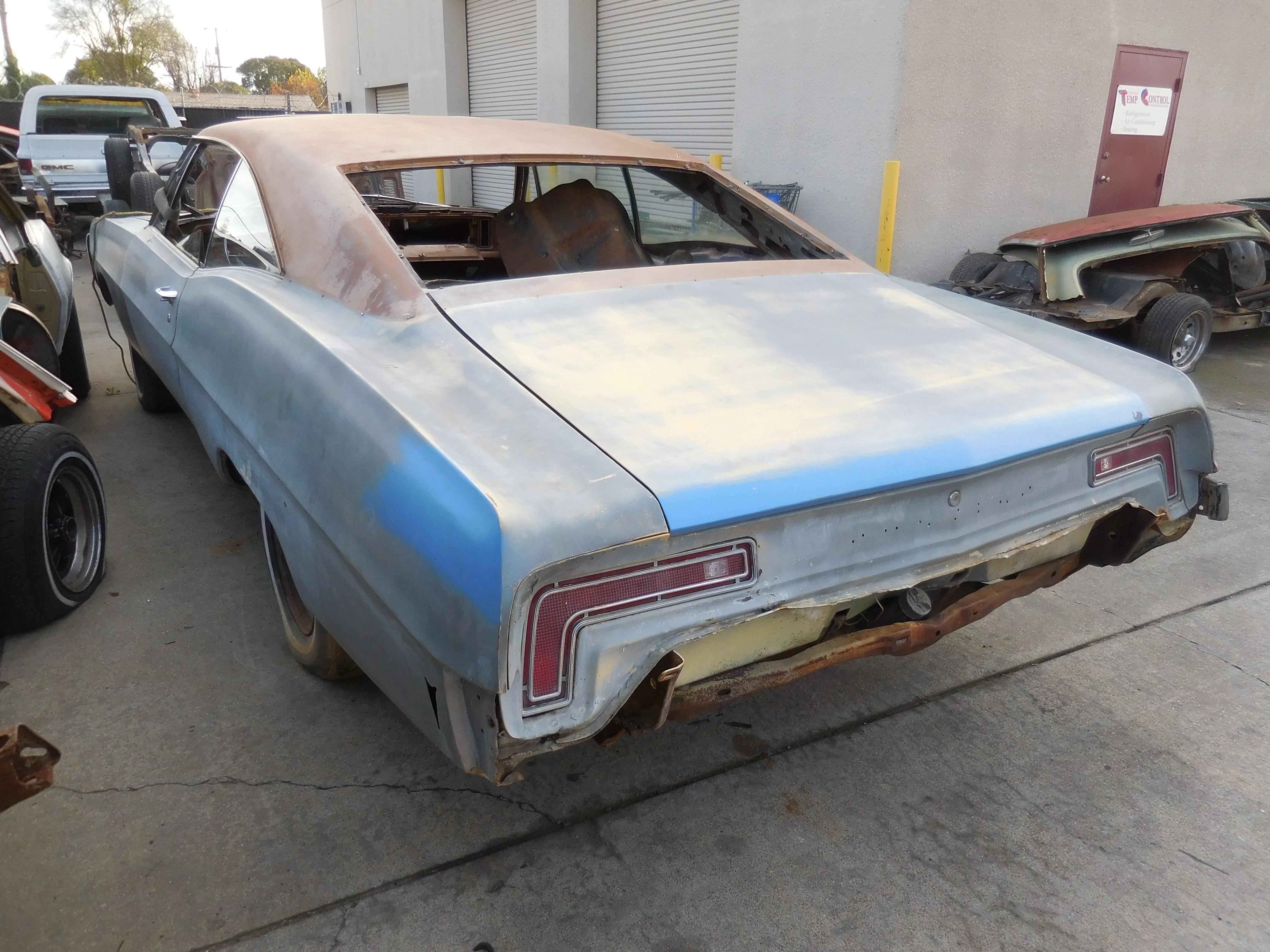 1968 Pontiac Bonneville Parts   GM Sports