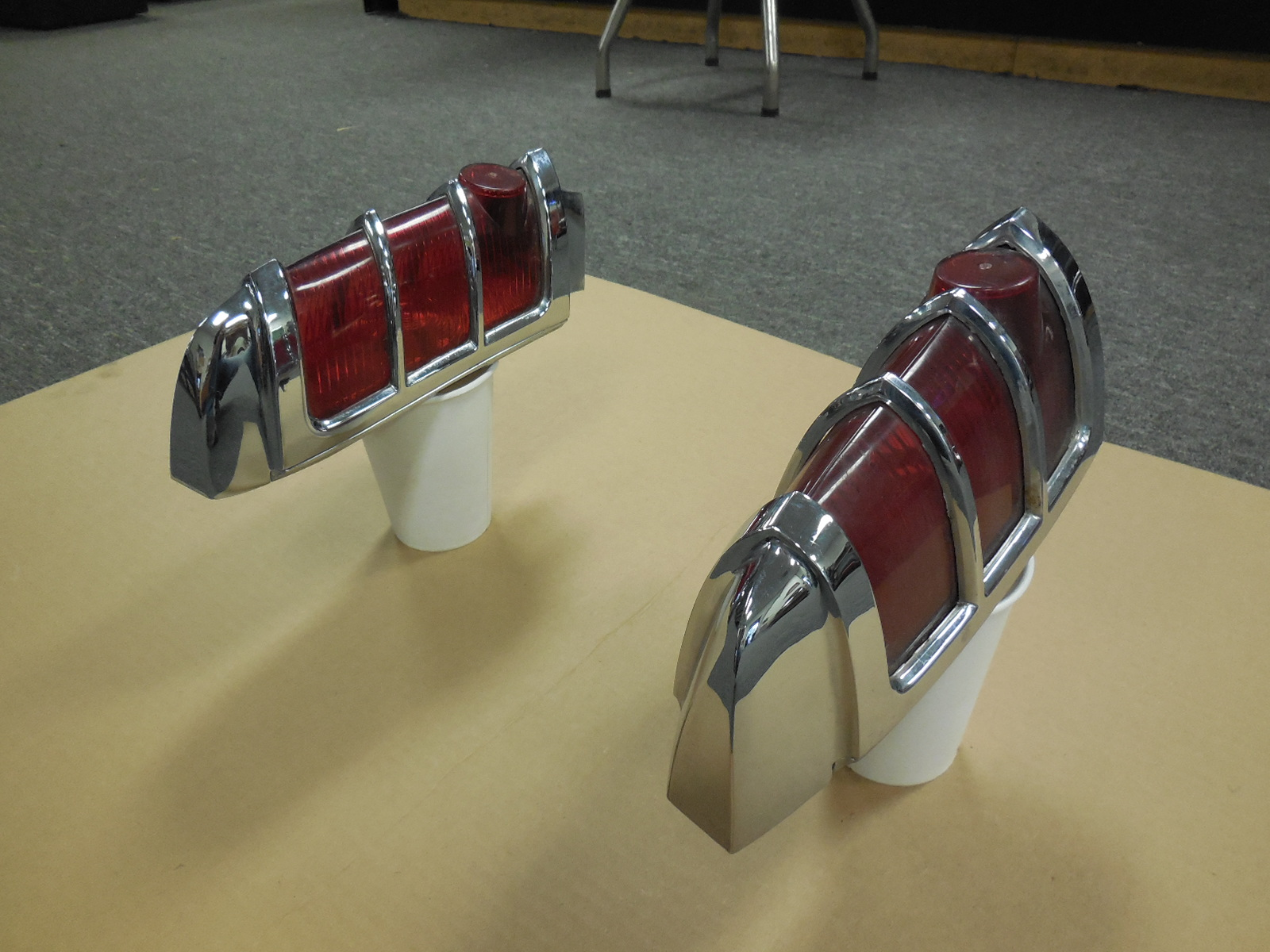 1963 Pontiac Catalina Bonneville Left Right Tail Light Gm Sports