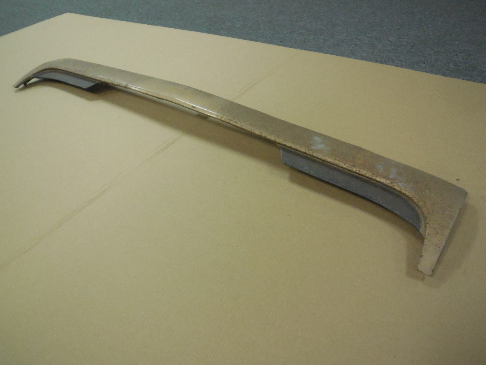 1967, 1968, 1969, Plymouth, Barracuda, Front, Lower, Valance, Panel, BELOW, bumper