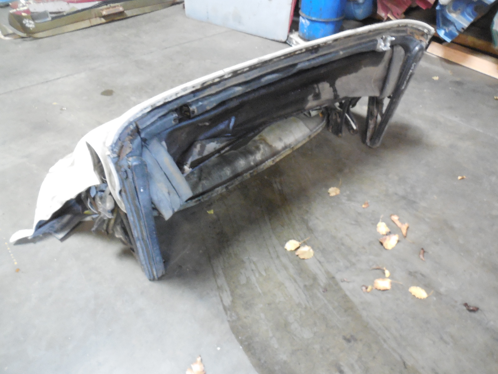 1963 1964 GM B & C Body Convertible Top Frame Assembly | GM Sports
