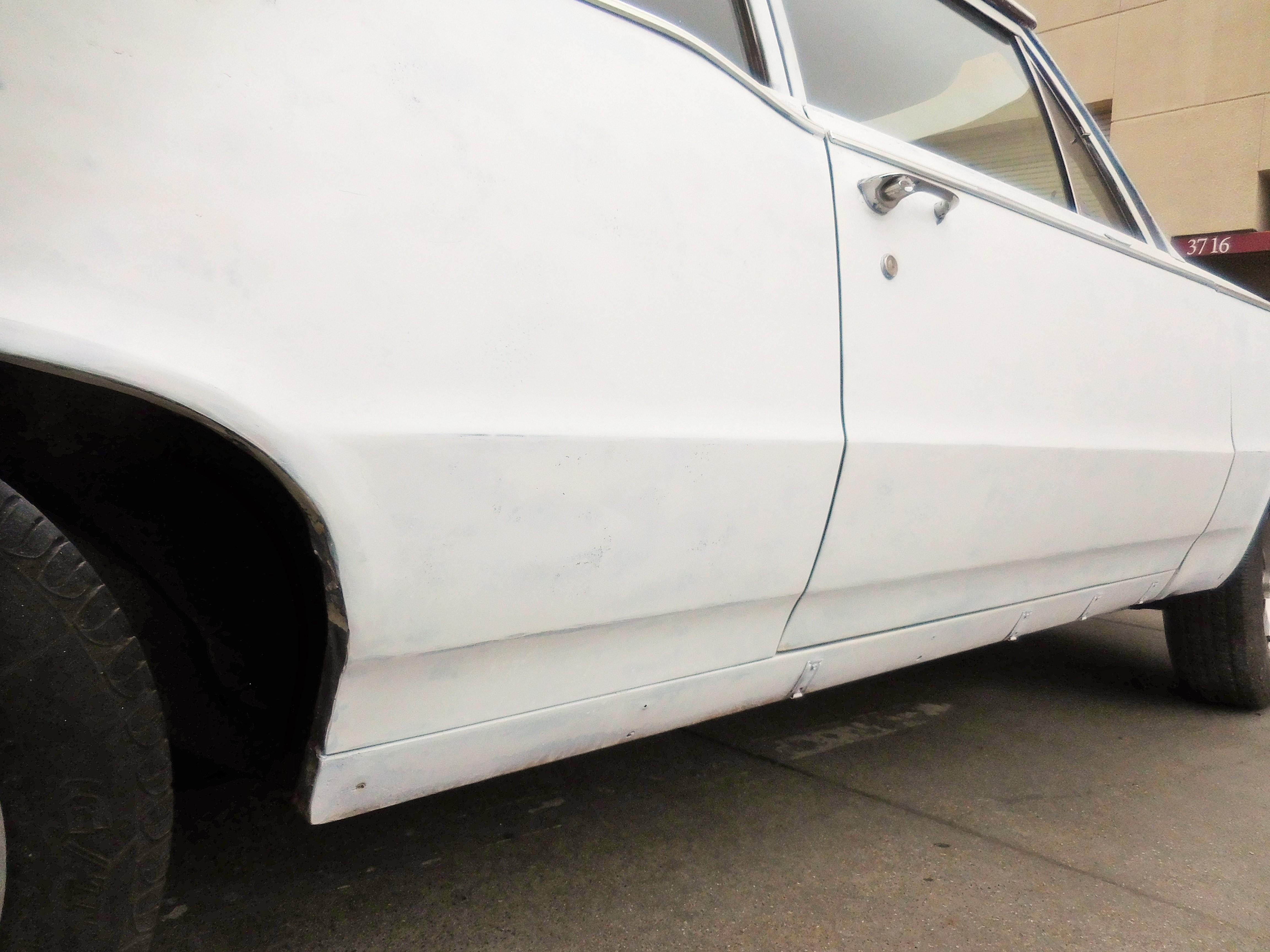 1966, Pontiac, GTO, LeMans, Tempest, Trunk Lid,