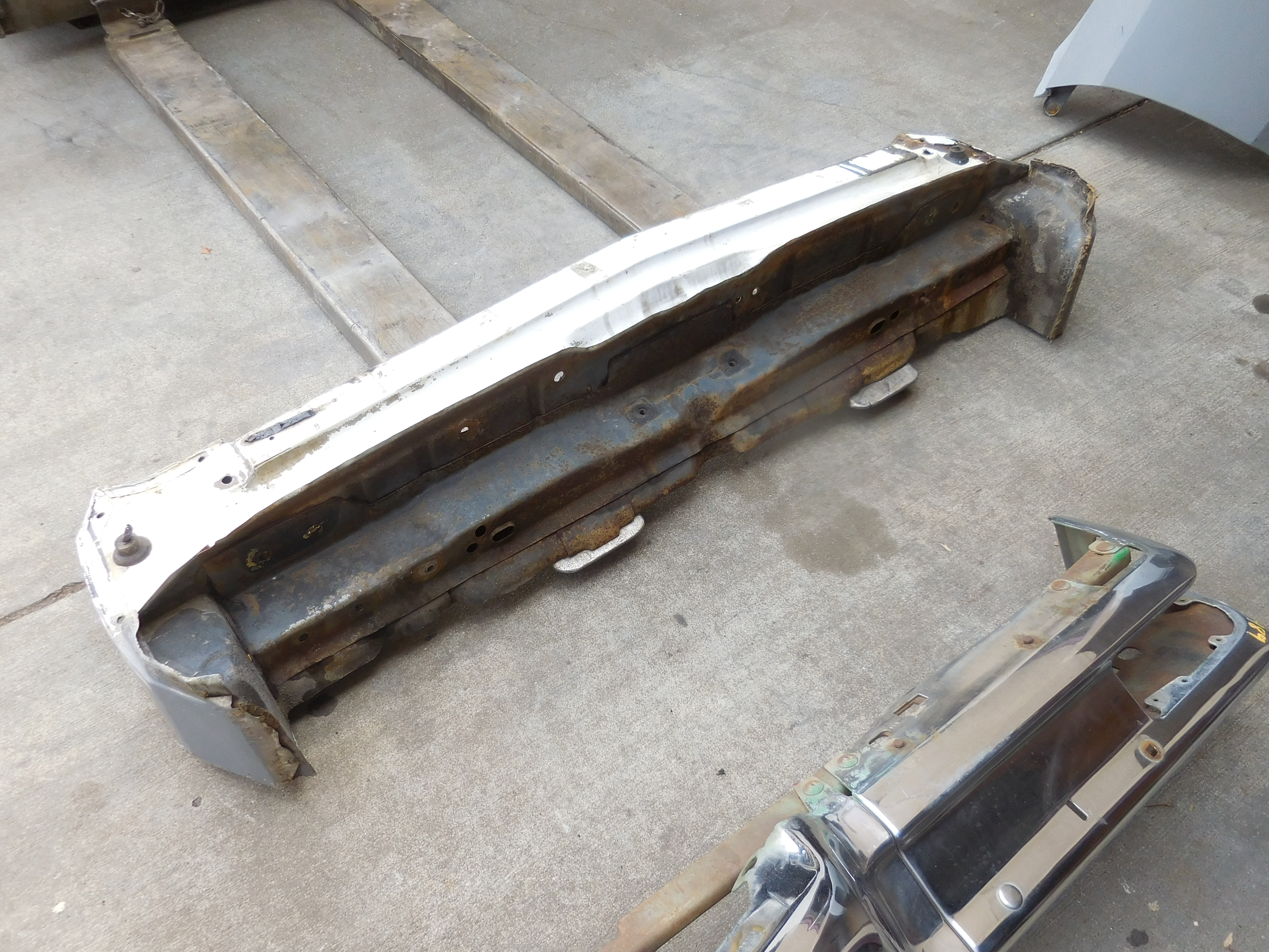1970,1971,1972, Chevrolet, Monte, Carlo, Tail, Panel