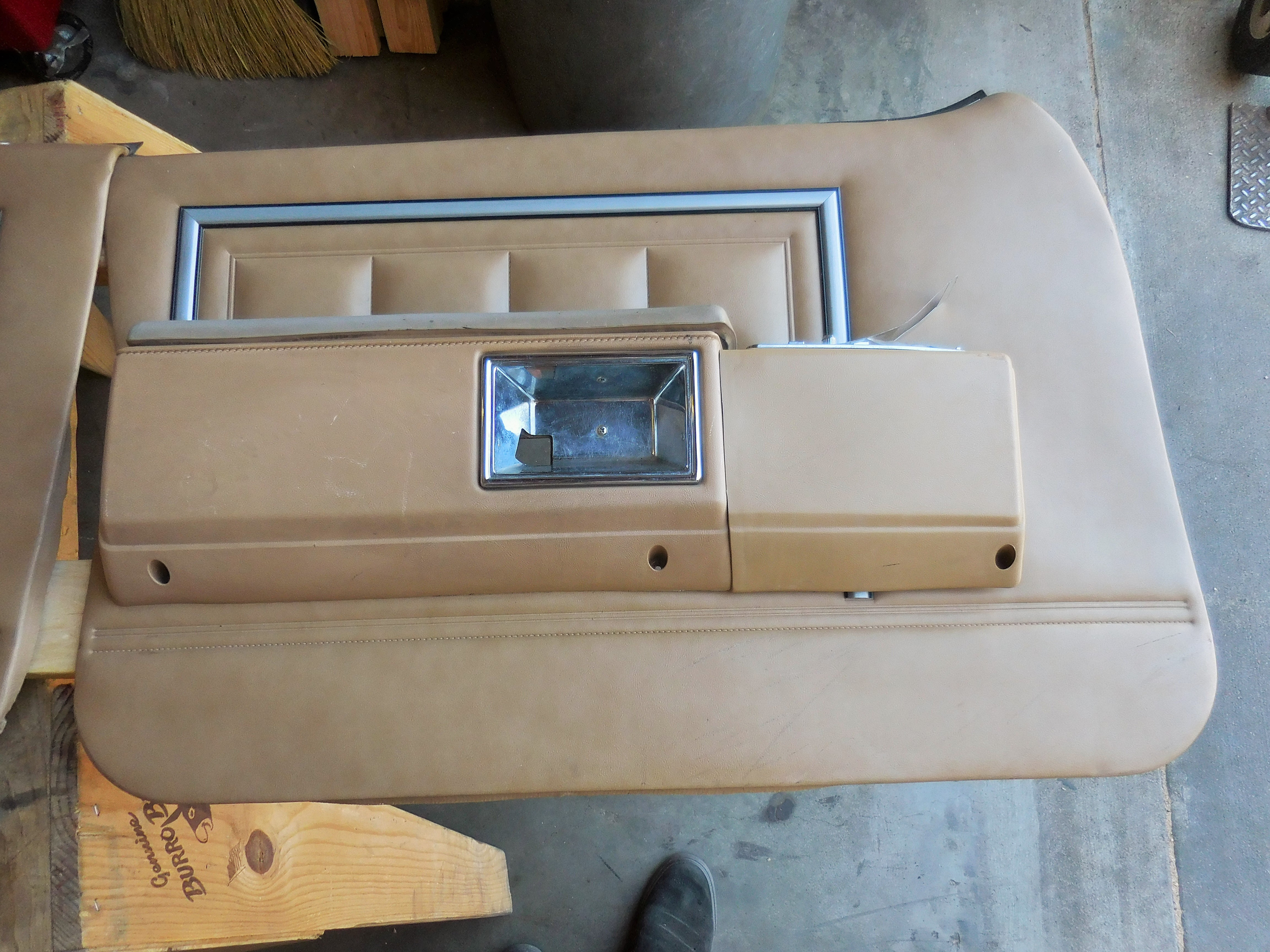 1967, Oldsmobile, Cutlass, Right, Quarter, Panel,