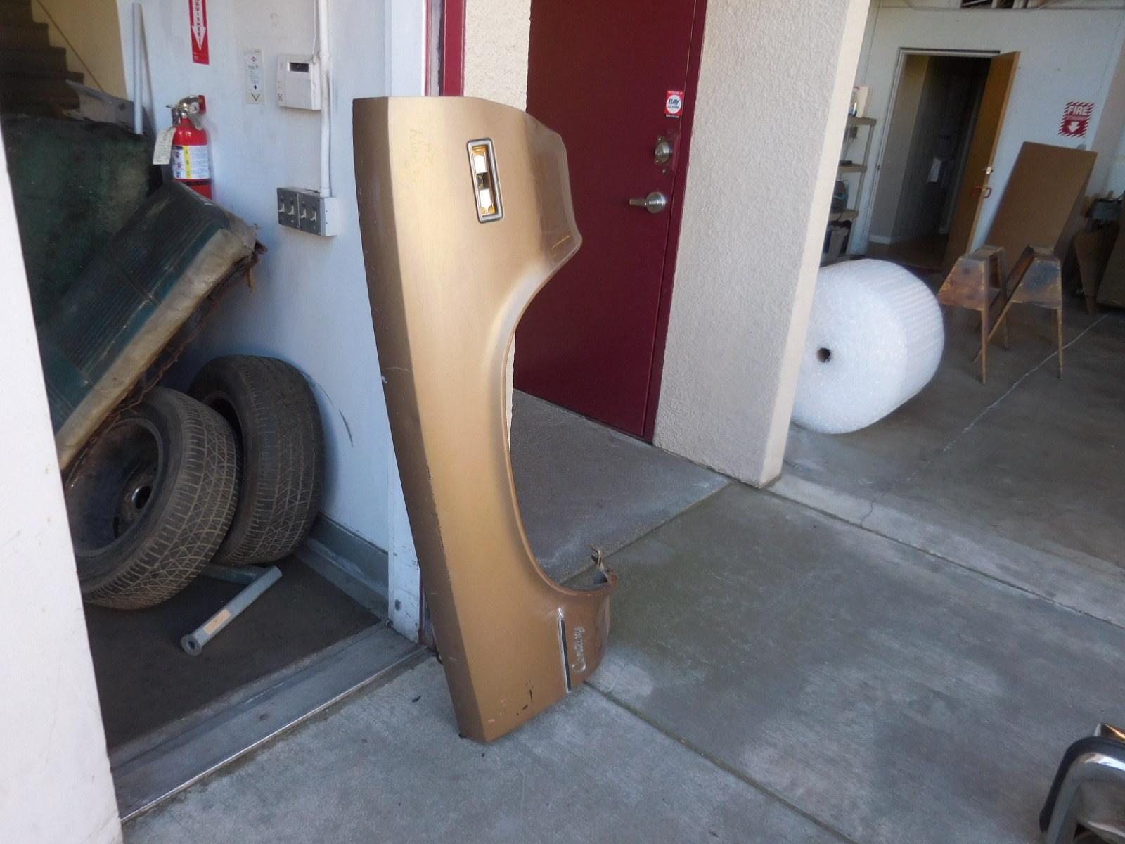 1976, 1977, Regal, Century, Right, Fender, 4, Door,