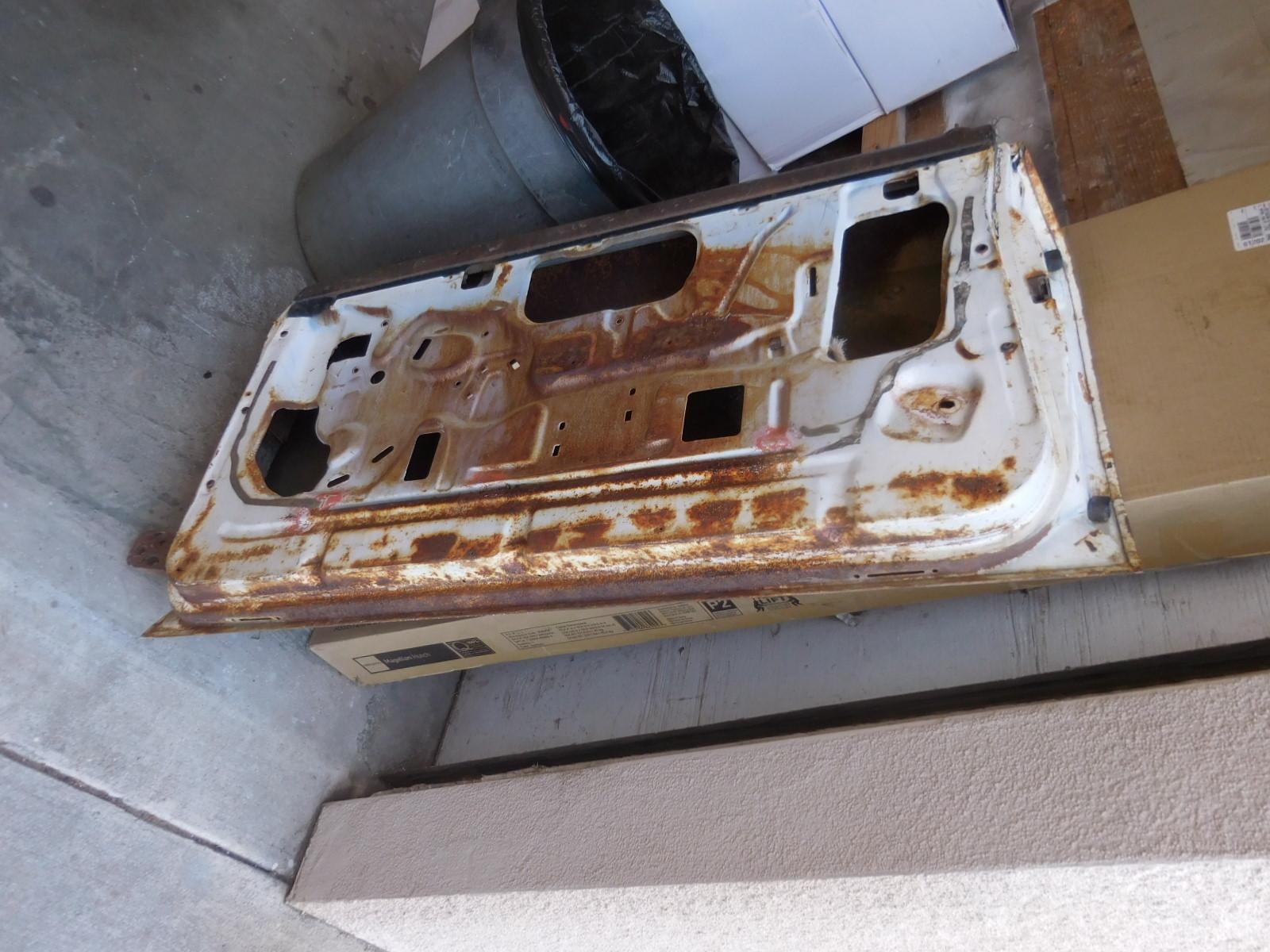 1965 Chevrolet Chevelle Right Door Shell