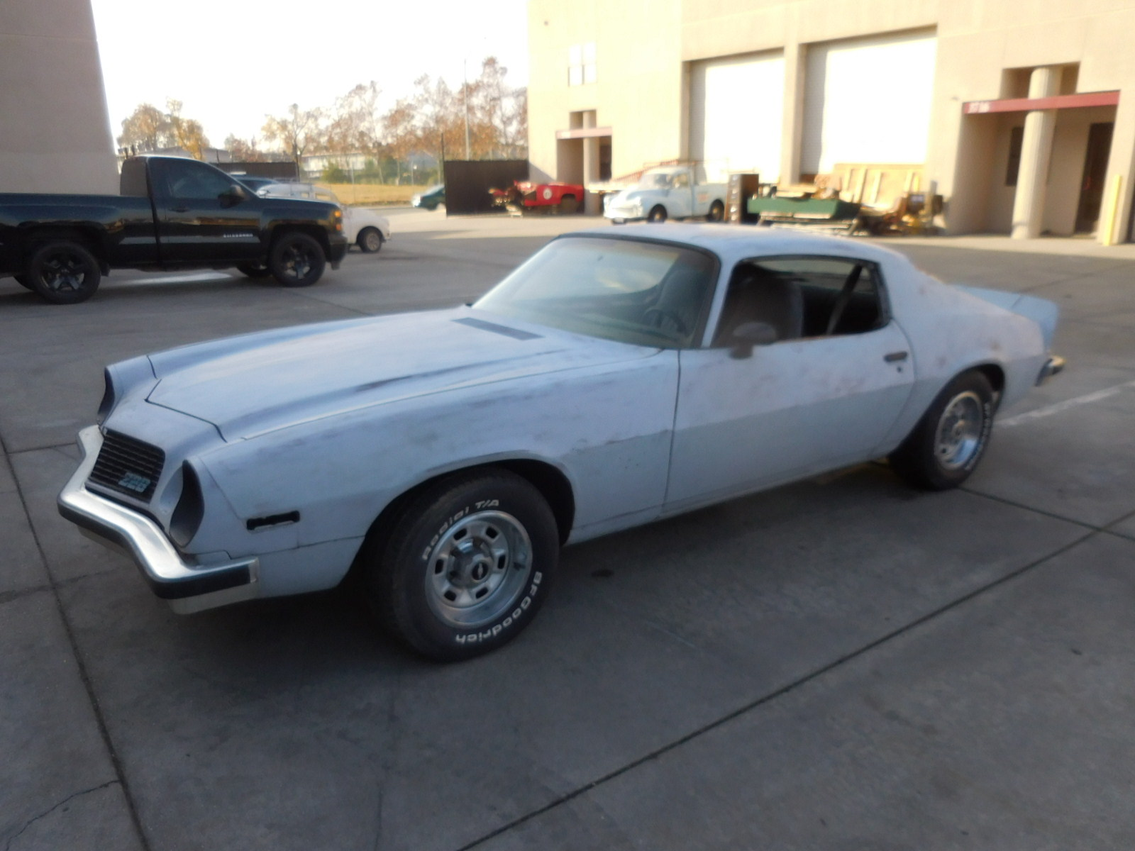 1974 Chevrolet Camaro 400 3 Speed Manual Transmission Great Running ...
