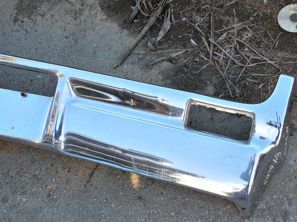 1964 Oldsmobile Front Bumper | GM Sports