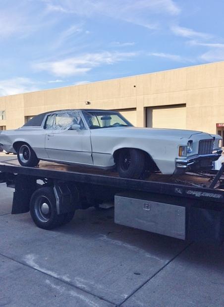 1971,1972,pontiac,grand,prix,bucket, seat, disc, brake, 400, frame,