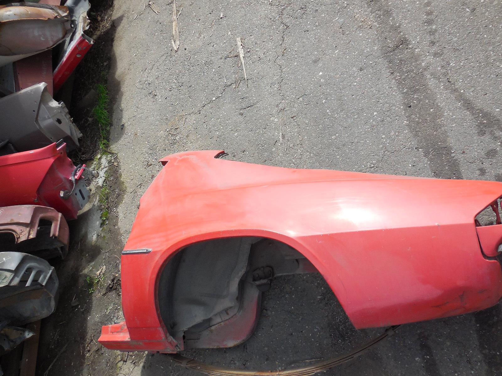 1974 Camaro Quarter Panel