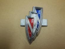 1971 1972 Buick Hood Emblem NOS