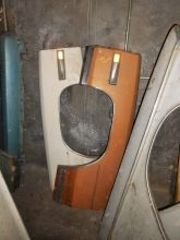 1975,1976,1977,1978, Eldorado, Left, Right, Fenders,