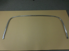 1970-1972 Oldsmobile Cutlass Convertible Rear Boot Moldings