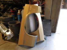 1978,1979,1980,1981, Chevrolet, Left, Right, Fenders,