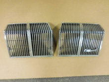 1976 Oldsmobile Cutlass Supreme Left Right Grills