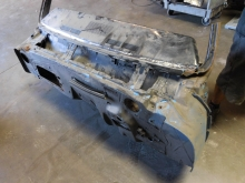 1966, 1967, Chevrolet, Chevelle, El Camino, Cowl, Firewall, Section,non, ac,