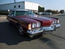 1974,1976, Oldsmobile, Lesabre, Rear, Bumper,
