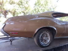 1970,1971,1972, Oldsmobile, Cutlass, Left, Right, Quarter, Panel,
