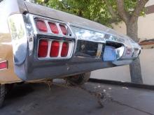 1970,1971,1972, Oldsmobile, Cutlass, Left, Right, Doors,