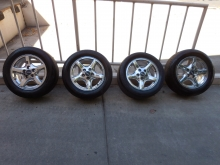 1993,1994,1995,1996,1997,1998,1999,2000,2001,2002,trans, Am, camaro,Firebird, 16x8, Wheel, Set,