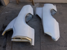 1970-1972 Oldsmobile Cutlass Supreme Left Right Quarter Panels