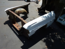 1962, Pontiac, Star, Chief, Fenders, Inner, Fenders, and ,Radiator, Support,