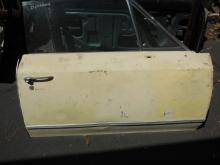 1967 Chevrolet Chevelle Left Door