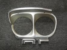 1968 Plymouth Fury Left Headlight Bezel