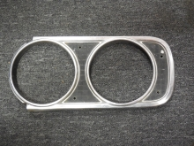1968 Dodge Coronet Headlight Bezel