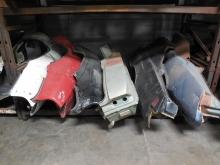 1962,1971, 1972, 1979,1980,1981, Oldsmobile, Cutlass, Supreme, f85, Pontiac, Grand prix, firebird, Quarter, panel, quarter panel, quarter panels,