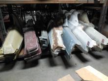 1970, 1971, 1972, Pontiac, Lemans, 1962, Buick, Skylark, 1969, Firebird, Trans am, right, left, 1964, lemans,