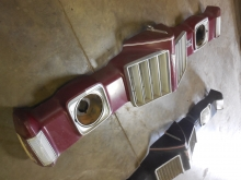 1975 Pontiac Grand Prix Header Panel