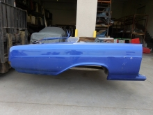 1965, Buick, Skylark, Convertible, Right, Quarter, Panel,